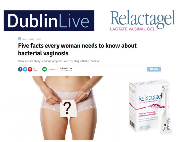 Relactagel Dublin Live
